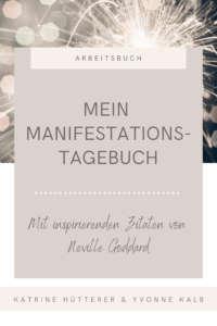 6x9 Manifestations-Tagebuch Cover